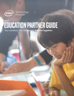 Education Partner Guide. Your Solutions. Our Technology. Smarter Together.