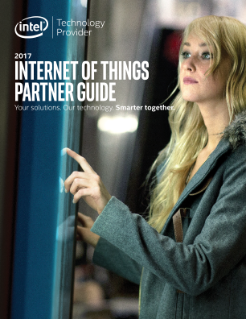 Intel® Technology Provider Internet of Things Partner Guide