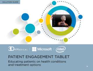 Solution Guide: Patient Engagement Tablet