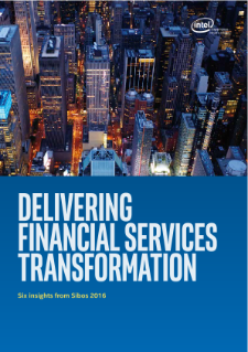 Delivering Financial Services Transformation -Six Insights from Sibos 2016 Brief
