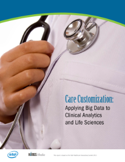 Applying Big Data to Clinical Analytics and Life Science