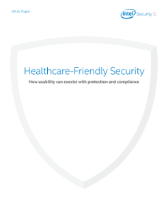 Healthcare-Friendly Security: Usability with Protection