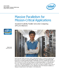 Massive Parallelism for Mission-Critical Applications