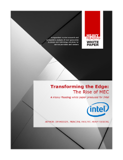 The Rise of Multi-Access Edge Computing