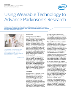 Using Wearable Technology to Advance Parkinson's Research