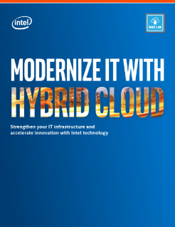 Modernize IT with Hybrid Cloud