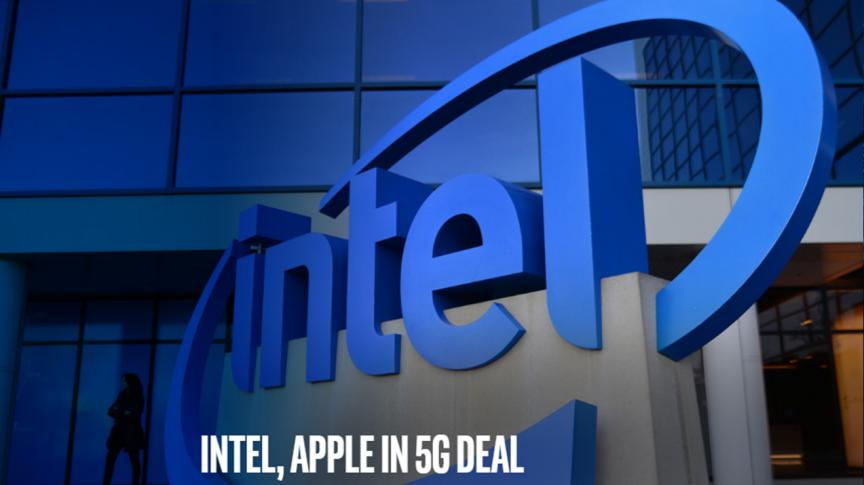 Welcome Intel Suppliers