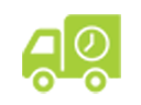 trailer and container tracking icon