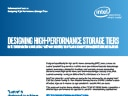 Intel® Enterprise Edition for Lustre software and Intel® Non-Volatile Memory Express (NVME) Storage Solutions