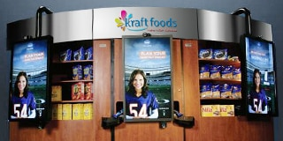 حل Kraft Foods Meal Planning Solution