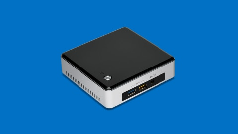 Intel NUC kit