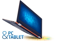 Get the fun of a tablet and the functionality of PC in Ultrabook convertible