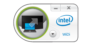 Intel® WiDi Widget