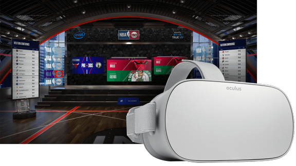 NBA + Intel® True VR