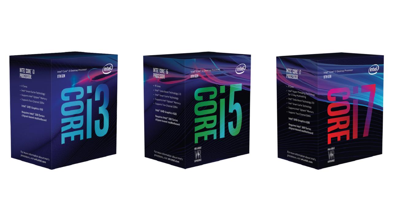 Slika konfiguracije Home Intel 1151 8th gen. konfigurator