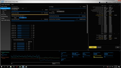 A Guide To Overclocking With Intel Extreme Tuning Utility