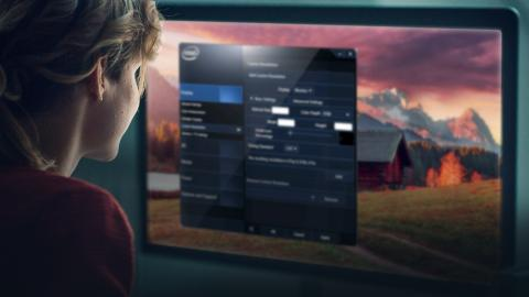 Experience Visual Perfection with Intel® Graphics Technology