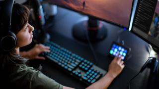 Amazing desktop performance built for gaming