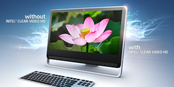 Công Nghệ Intel® Clear Video HD