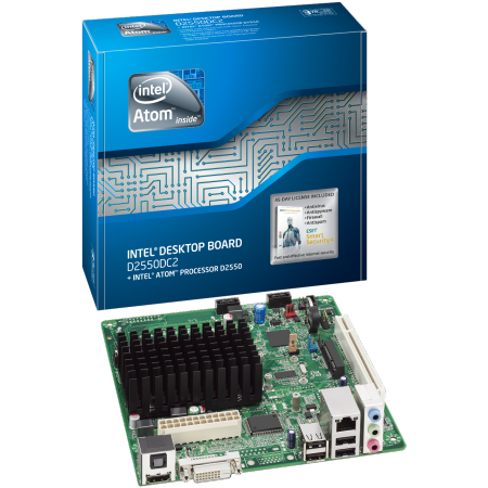Intel® Desktop Board D2550DC2