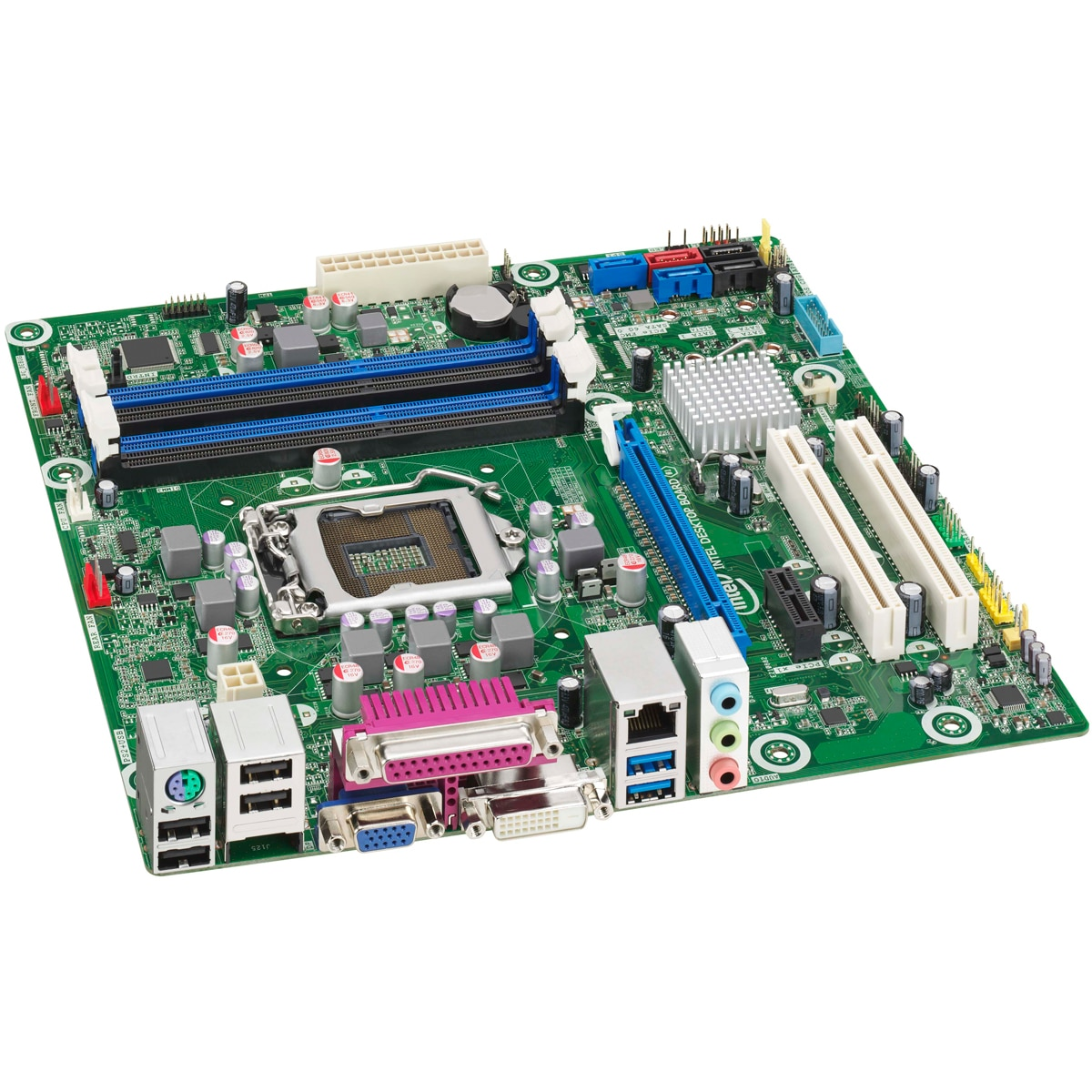 Intel® Desktop Board DQ77CP