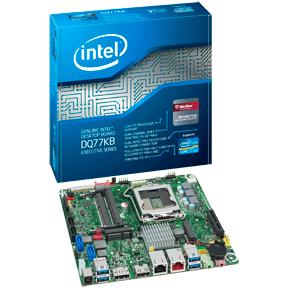 Intel® Desktop Board DQ77KB