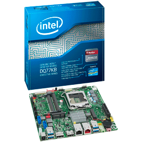 Intel® Desktop Board DQ77KB