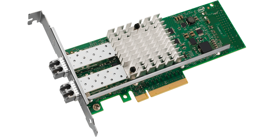 Intel Converged Network Adapter X710-4 Ethernet Driver