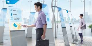 See how kiosks become more intelligent