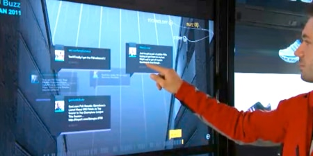 Intel-powered digital signage