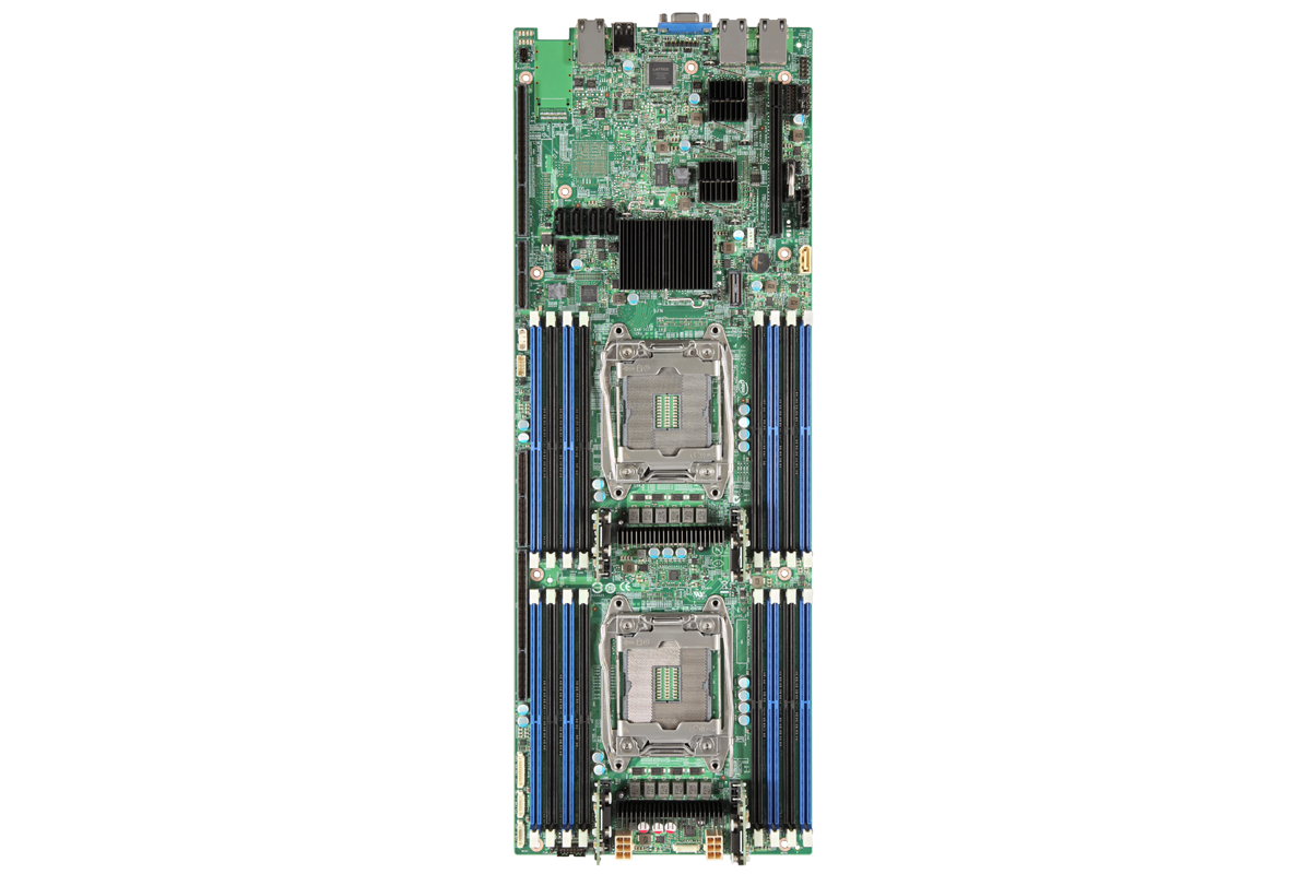 Scheda madre Intel® S2600TPR per server