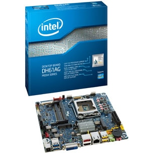 Intel DH61AG Thin-ITX motherboard