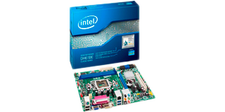 Intel® Desktop Board DH61BE