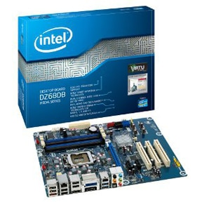 Intel® Desktop Board DZ68DB