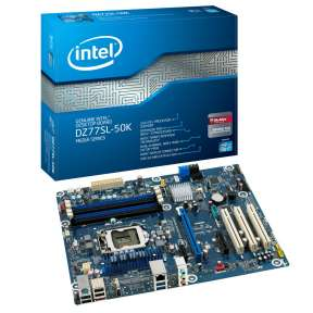 Intel® Desktop Board DZ77SL-50K