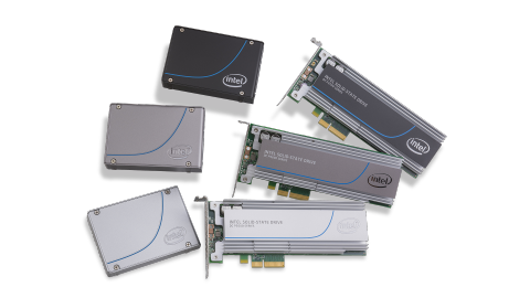 Intel® SSD DC Family for PCIe*