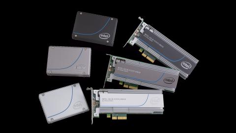 Intel SSD NVMe Last