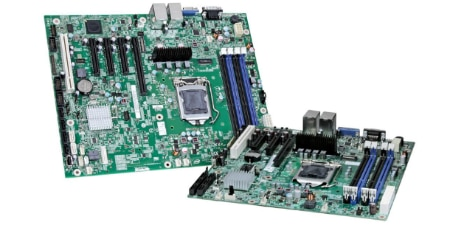 Intel® Server Board S1200BT