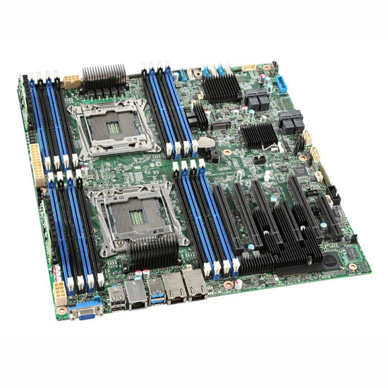 Intel S2600CW2SR Server Board EFI Windows 8 X64