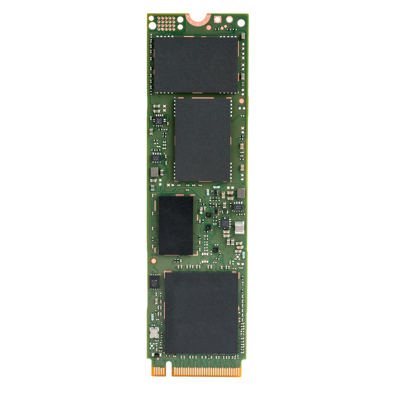Intel® SSD 600p Series (1.0TB, M.2 80mm PCIe 3.0 x4, 3D1, TLC)