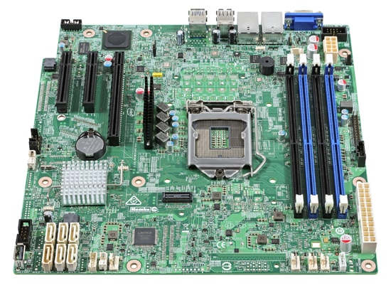 Intel® Server Board S1200SPS