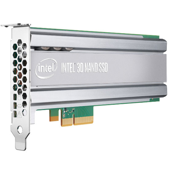 Intel® SSD DC P4500 Series (8.0TB, 1/2 Height PCIe 3.1 x4, 3D1, TLC)