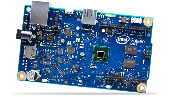 Intel® Galileo 第 2 代主機板
