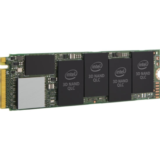 Intel® SSD 660p Series (512GB, M.2 80mm PCIe 3.0 x4, 3D2, QLC)