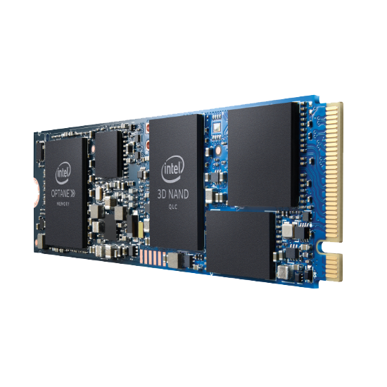 Intel® Optane™ Memory H10 with Solid State Storage