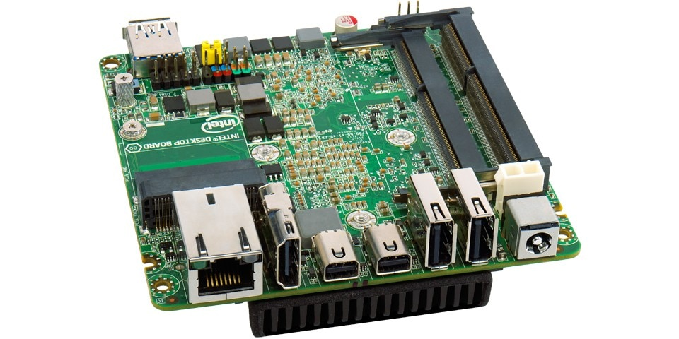 Intel® NUC Board D53427RKE