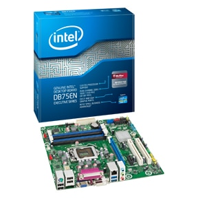 Intel® Desktop Board DB75EN