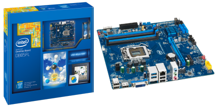 Intel® Desktop Boards com chipset Intel® B85