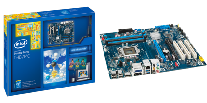 Intel Desktop Boards Realtek ALC Audio New