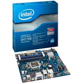 Desktop Board Intel® DH77EB